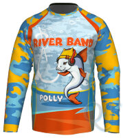 Футболка River Band Polly