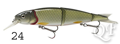 Воблер Savage Gear 4Play Herring Lowrider 19cm 51g SF Медленно-всплывающий