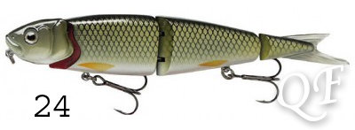 Воблер Savage Gear 4Play Herring Swim&Jerk 9.5cm 9g S Тонущий