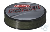 Леска Berkley NanoFil Lo-Vis 125m green