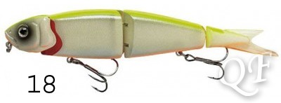 Воблер Savage Gear 4Play Herring Swim&Jerk 19cm 52g SS Медленно-тонущий